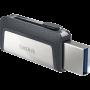 USB ključek 64GB Sandisk Ultra Dual Drive Type-C USB 3.1 SDDDC2-064G-G46